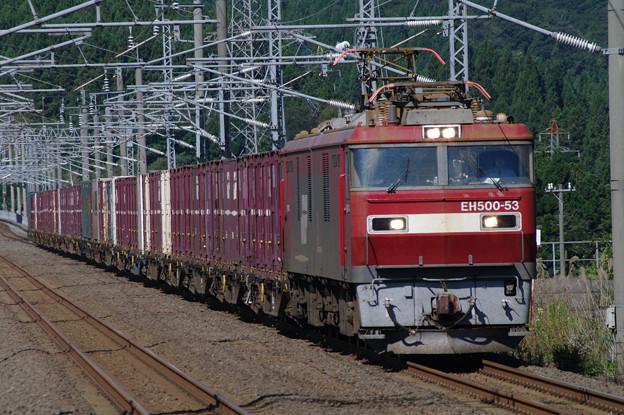 s9170_海峡線上り貨物列車_EH500-53+コキ_津軽今別
