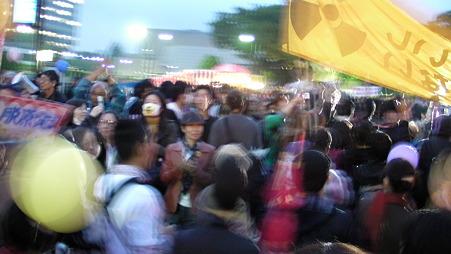 渋谷 原発やめろデモ 20110507 (39)