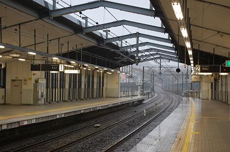 伊川谷駅ホーム