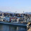漁港の風景ー3