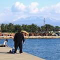 釣り人と八甲田山ー1