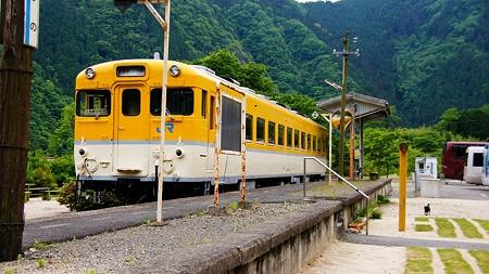 温井ダムドライブ (56)安野花の駅公園