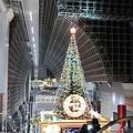 京都駅のクリスマス5