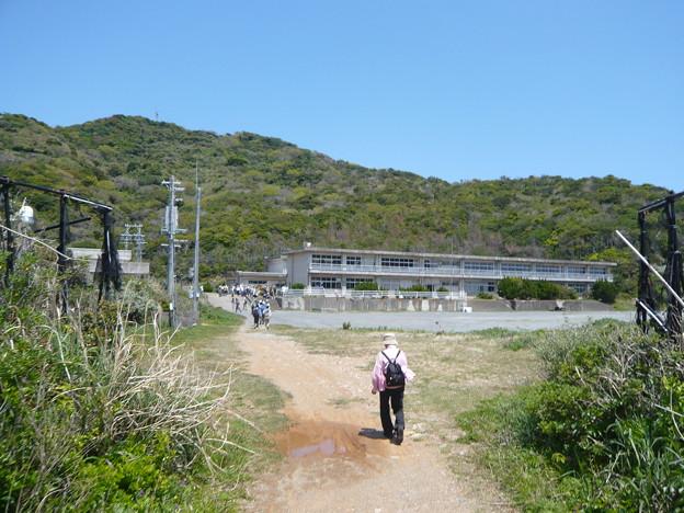 P1210226神島小中学校