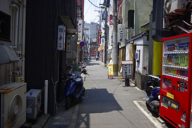 Photos: 銅座
