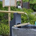 写真: わき水(井戸) NEX-5 FD28F2.8