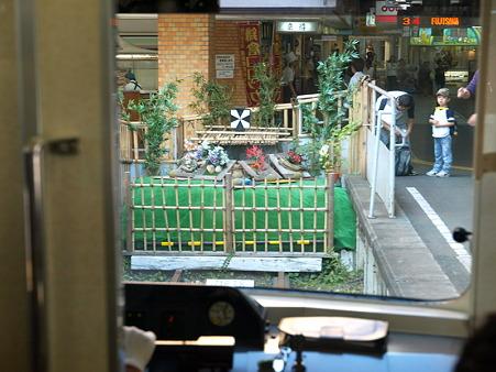 江ノ電車窓(和田塚駅→鎌倉駅)3