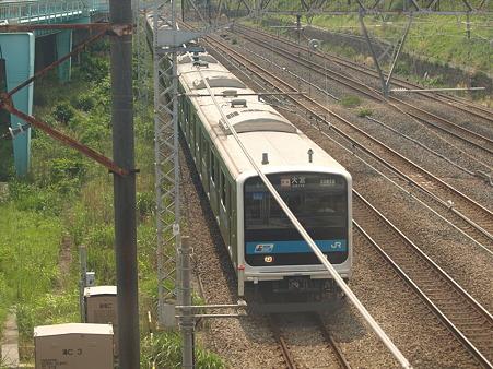 209系京浜東北線(東神奈川)