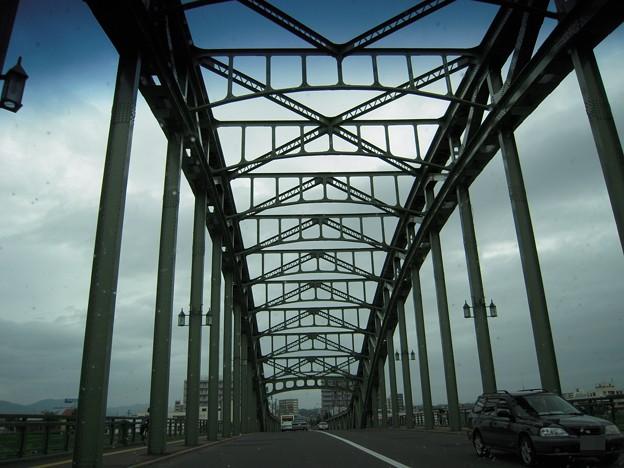 旭川の旭橋