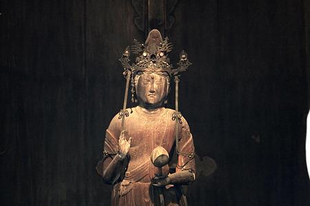2010.04.29 平等院 観音堂 立像