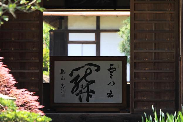 2010.06.01 海蔵寺 玄関