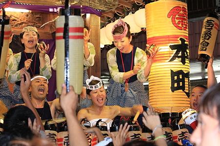 2010.08.08 富士市 甲子祭 クライマックス
