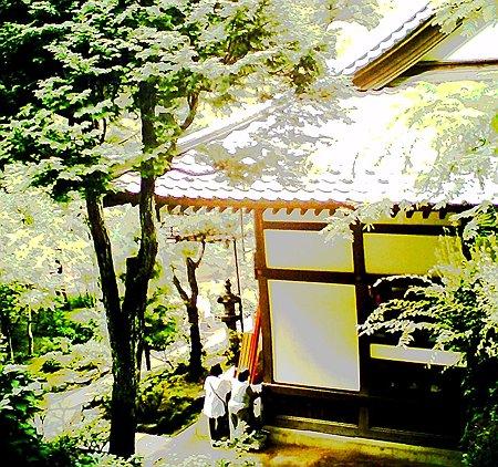 2010.08.09 鎌倉 円覚寺 お施餓鬼 ノイズモードSQ30m