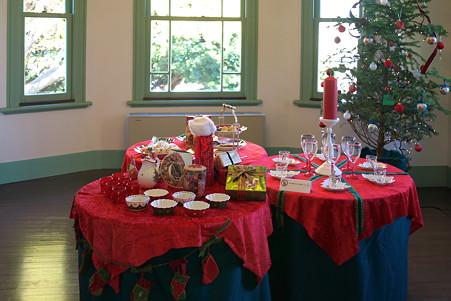 2010.12.08 山手 ブラフ18番館 世界のクリスマス2010 ベルギー パーティ