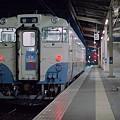 写真: CA09s-山陰本線(境線?)普通列車、米子駅
