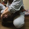 Photos: 人のひざが好き!