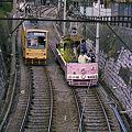 Photos: 30年前の花電車3