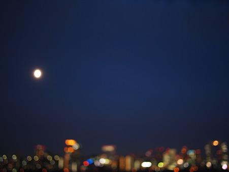 色とりどりの月がいっぱい