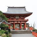 写真: 100513-85鵜戸神宮・楼門