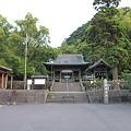 写真: 100516-11九州ロングツーリング・鶴嶺神社3