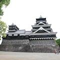 100518-25九州ロングツーリング・熊本城・大天守と小天守