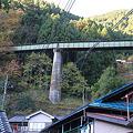 Photos: 101119-43廃線の高架