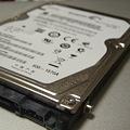 写真: MacBook Pro - 内蔵250GB HDD_P5180066