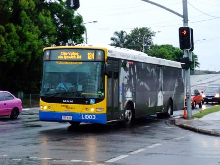 Brisbane transport L1003