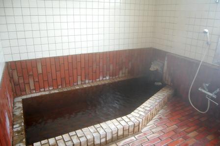 ペンション風呂女性