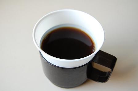 朝食コーヒー
