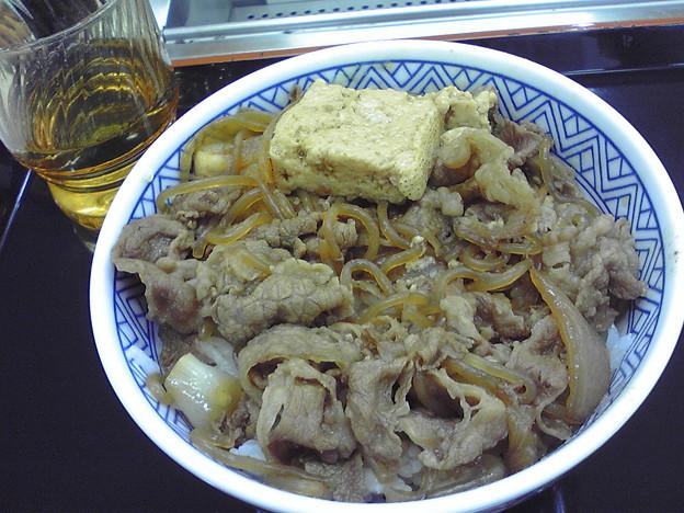 すき焼き丼280円