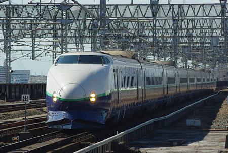 200系K41編成 東北新幹線『なすの』274号