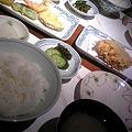 Photos: かき揚げ膳&昼膳