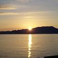 青森港より日の出1