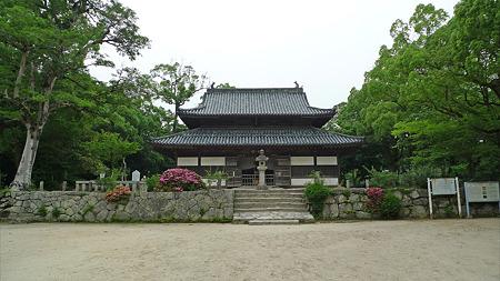 観世音寺(2)