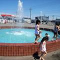 Photos: 水遊び