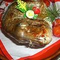 Photos: にらみ鯛