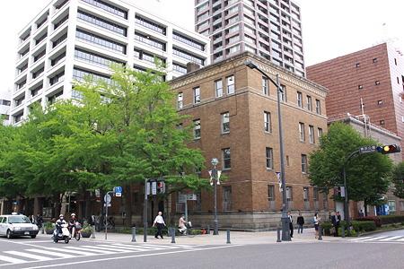 旧大蔵省関東財務局横浜財務事務所(1)