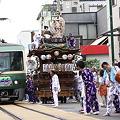 写真: 小動神社天王祭