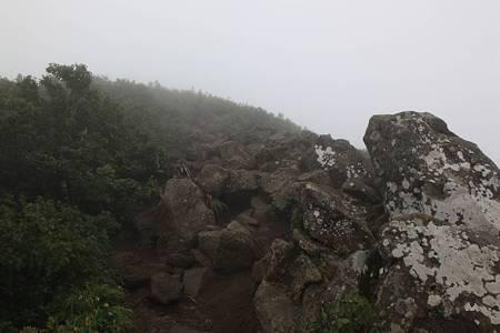 利尻岳-20100814-080552
