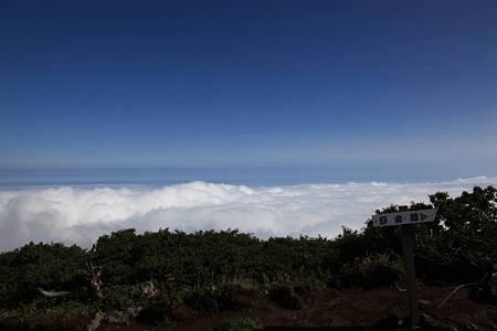利尻岳-20100814-090053