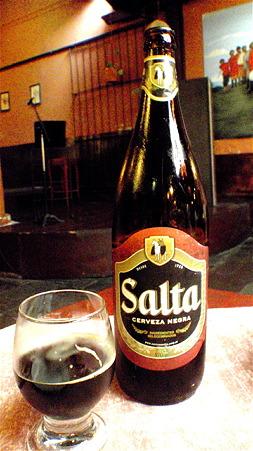 サルタビールも