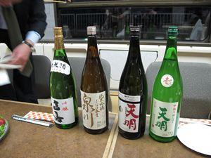 日本酒4升(^^ゞ
