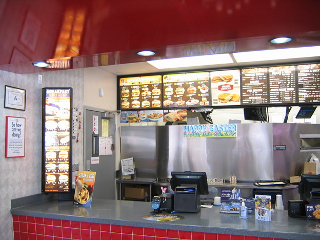 Jack In the Box - Order Counter 2
