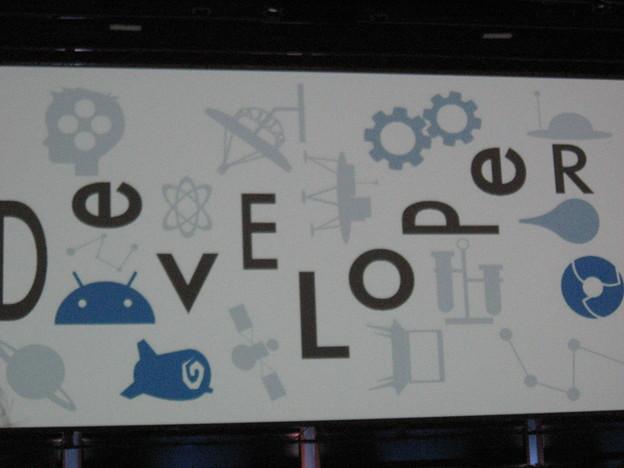 Photos: Google Developer Day 2010に来ました
