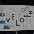 写真: Google Developer Day 2010に来ました