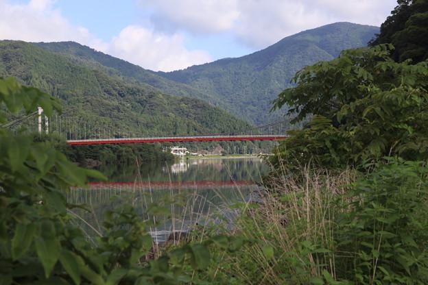 由良川と八雲橋